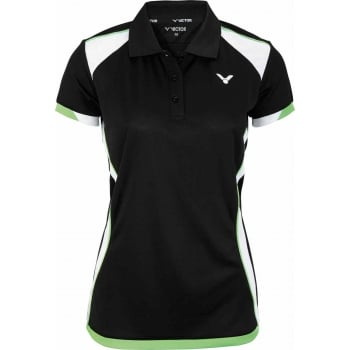 VICTOR Polo Function Female green 6156