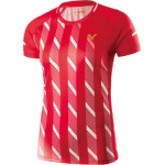 VICTOR Shirt Denmark Female Red 6609