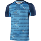 VICTOR Shirt International Unisex Blue 6639
