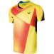 VICTOR - Shirt Malaysia Unisex Yellow 6347 - Perfect Dry - Badminton Clothing