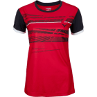T-Shirt Function Female red 6079 red, black