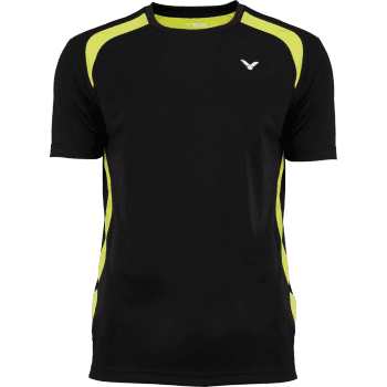 VICTOR T-Shirt Function Unisex black 6949 black, yellow