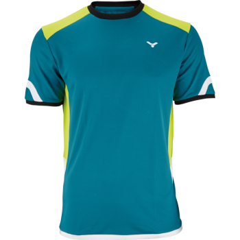 VICTOR - T-Shirt Function Unisex Petrol 6707 - Badminton Apparel