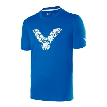 VICTOR - Tshirt T-70026 F - Unisex Badminton Tee with Perfect Dry Technology