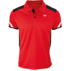 VICTOR - Unisex Function Red Polo Shirt 6727 - 2017/2018 Series Badminton Apparel