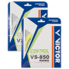 Victor VS-850 Set - Badminton Strings Yellow