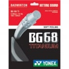 BG68 Ti 0.68mm White